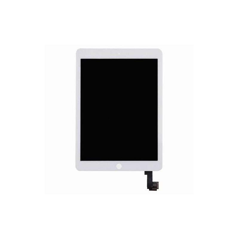 écran-assemblé-iPad-Air-2-blanc