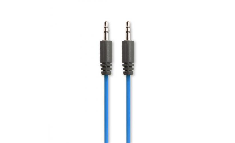 câble-audio-auxiliaire-jack-35mm-ifrogz-bleu