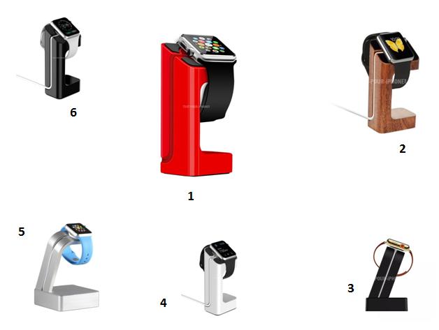 support-de-recharge-apple-watch