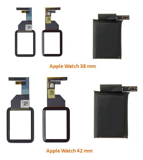 vitre-tactile-batterie-apple-watch
