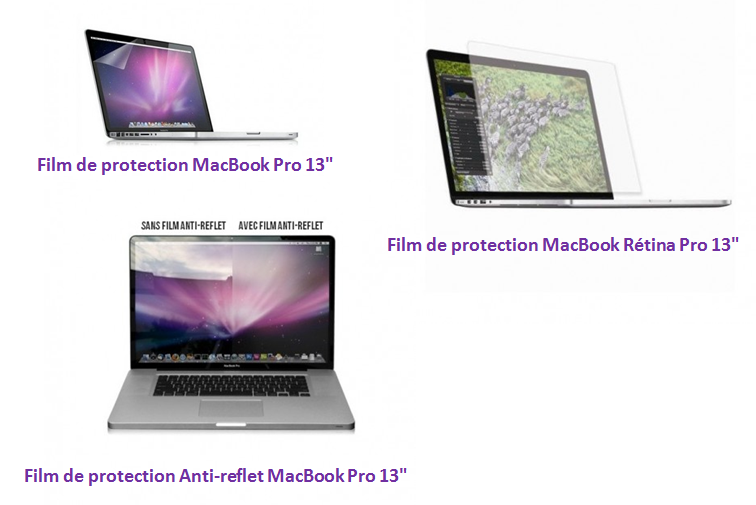 film protection MacBook