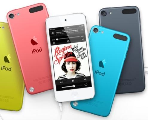Pièces détachées iPod Touch 5G