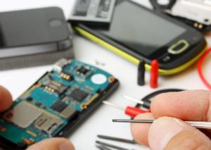 Outils réparation smartphones