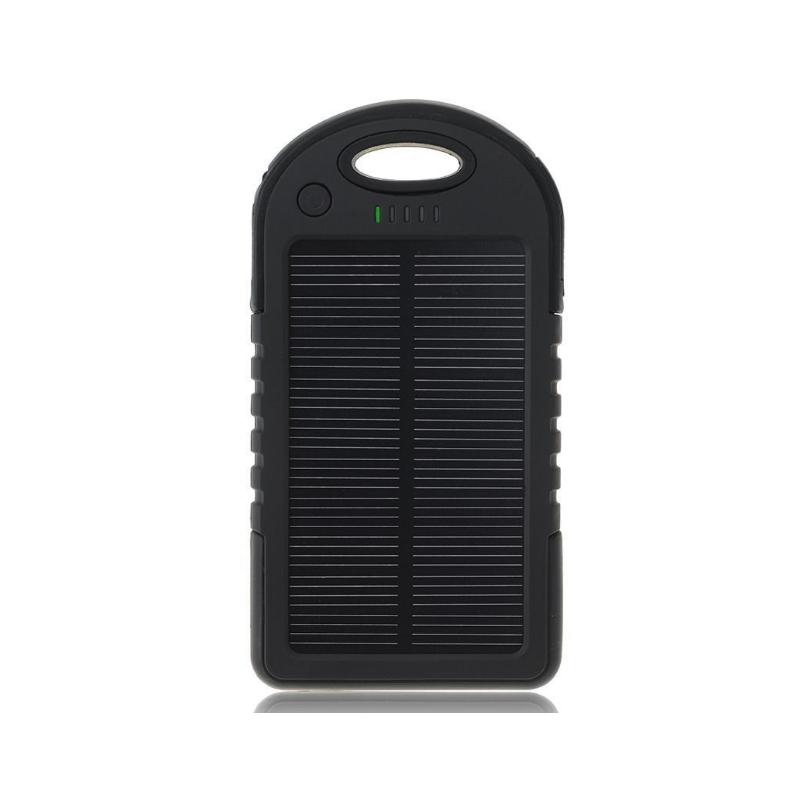 batterie externe solaire 5000 mAh