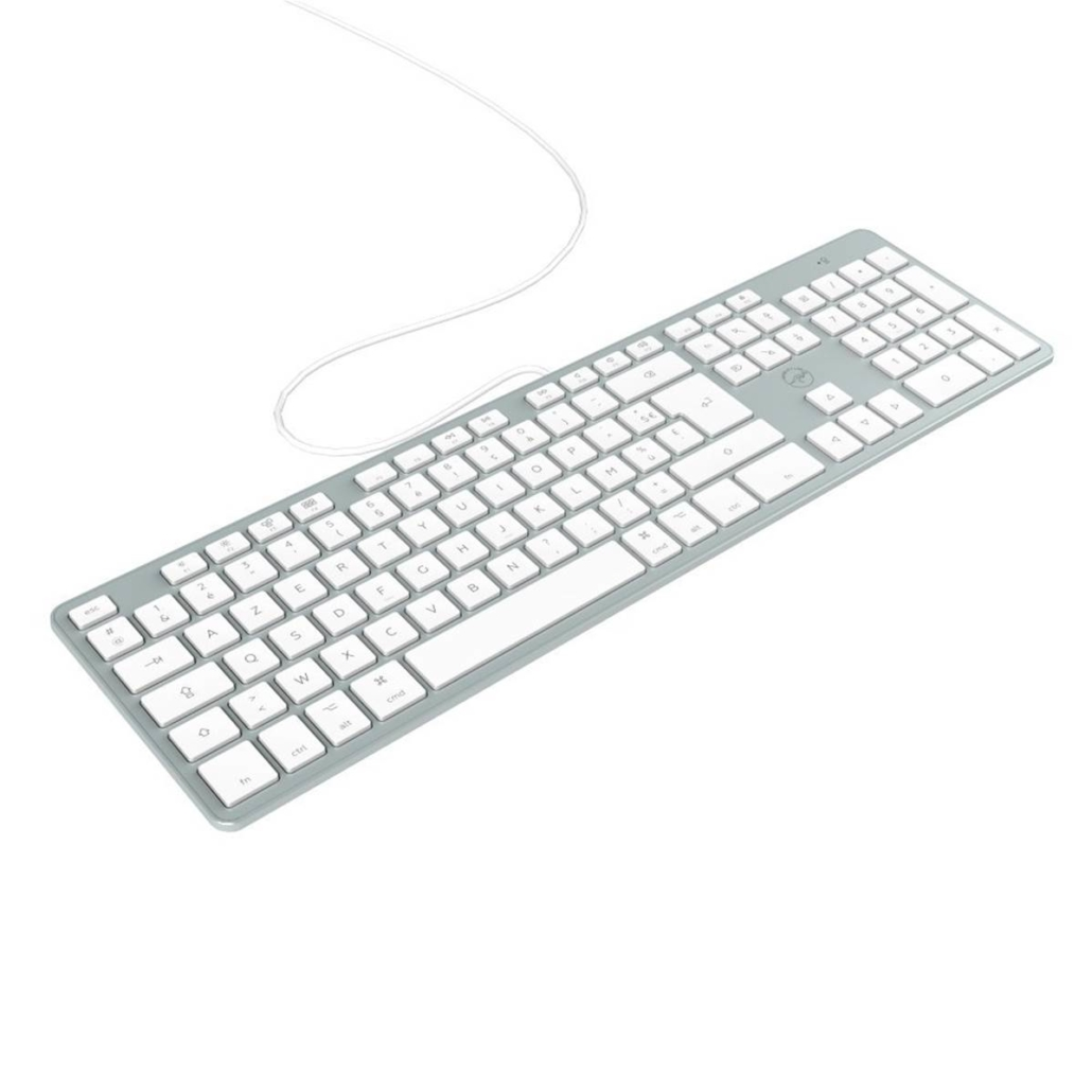 clavier azerty filaire
