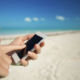 smartphone-plage