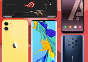 Smartphones en 2019