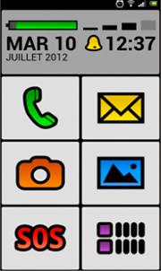 easy-phone smartphone