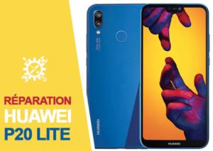 Réparation Huawei P20 Lite