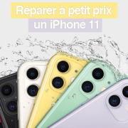 Réparer un iPhone 11