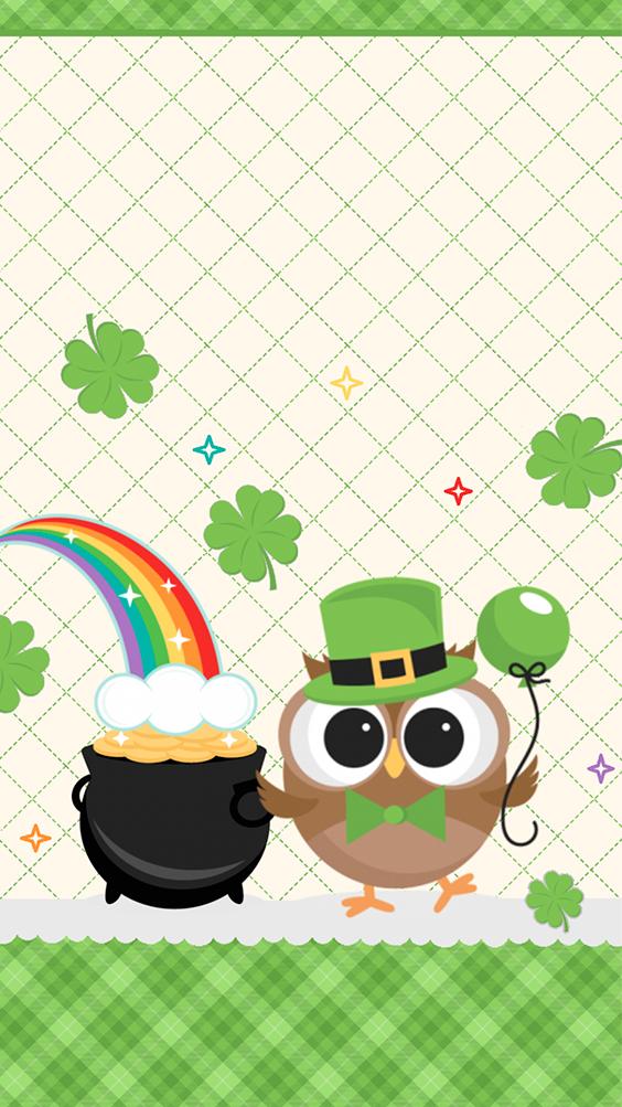 Fond d'écran St Patrick