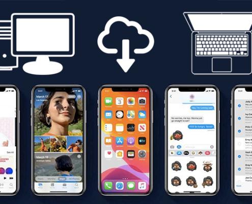 Sauvegarder son iPhone