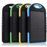 Batterie solaire externe