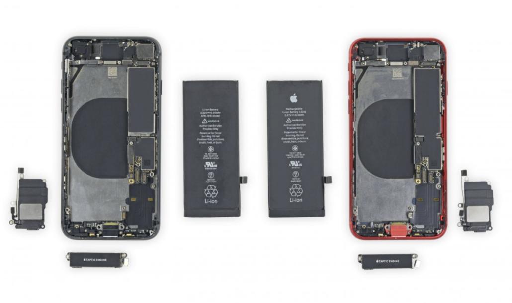 iPhone 8 vs iPhone SE 2020