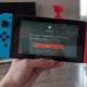 Réinitialiser Nintendo Switch