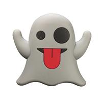 Batterie externe Emoji fantôme