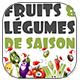 application fruits et légumes de saison