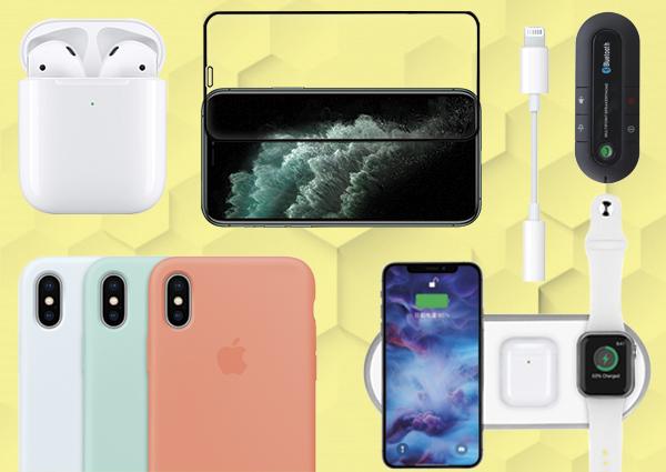 Les accessoires iPhone indispensables !   Revue du Mobile