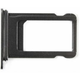 Tiroir SIM Noir iPhone SE 2020
