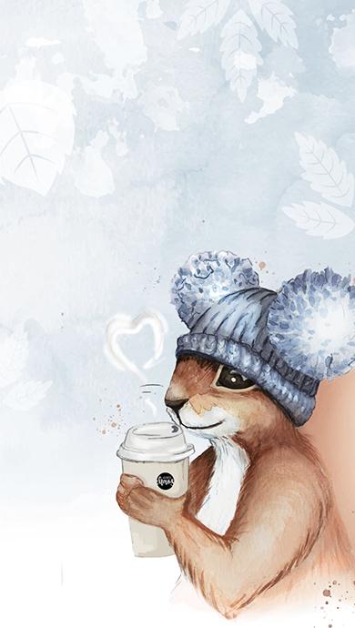 Fonds d'écran hiver
