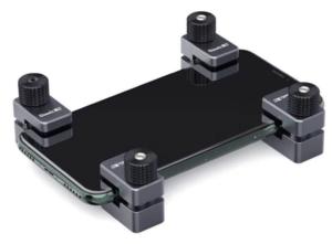 Pince de serrage pour réparer son smartphone facilement