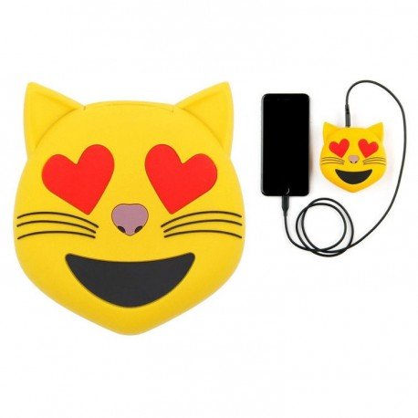 Batterie externe 8800 mAh emoji chat