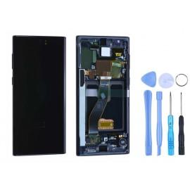 Ecran noir Galaxy Note 10