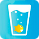 Application gratuite smartphone hydratation aquarium
