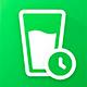 Application rappel pour boire de l'eau