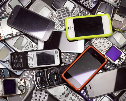 Recycler son smartphone