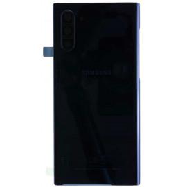 Vitre arrière noire Galaxy Note 10