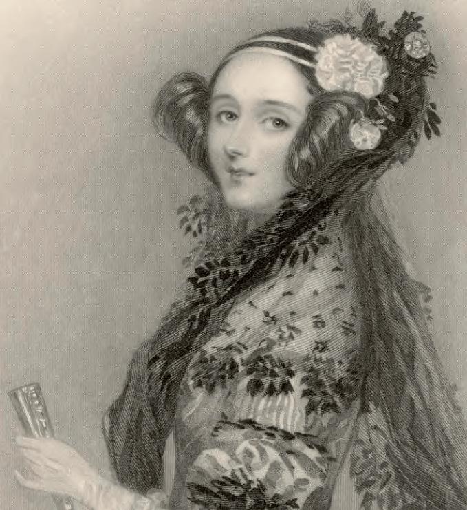 Ada Lovelace femme numérique - RdM