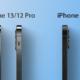 iphone 13 vs 12