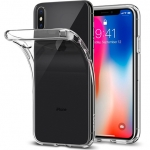 coque silicone iPhone X
